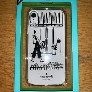 NWP: Kate Spade IPhone XR Case